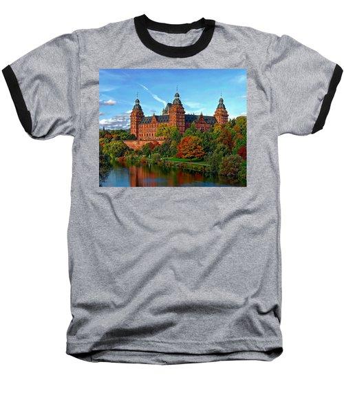 Schloss Johannisburg Baseball T-Shirt