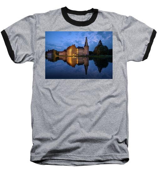 Schloss Raesfeld Baseball T-Shirt