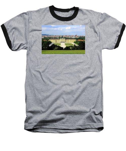 Schloss Schoenbrunn, Vienna Baseball T-Shirt