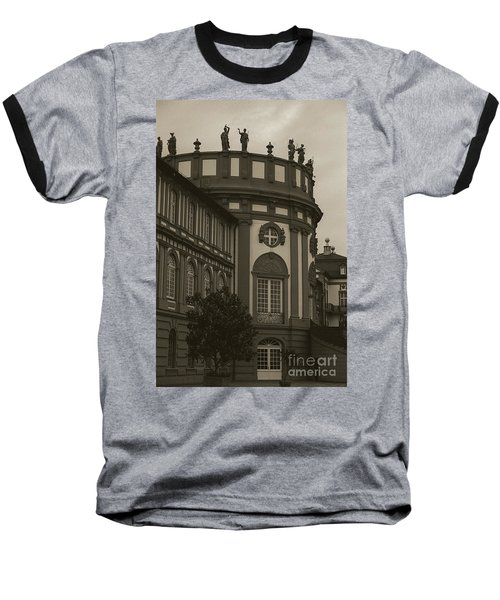 Schlosspark Biebrich Baseball T-Shirt
