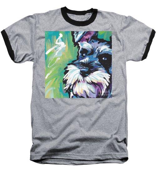 Schnauzer  Baseball T-Shirt