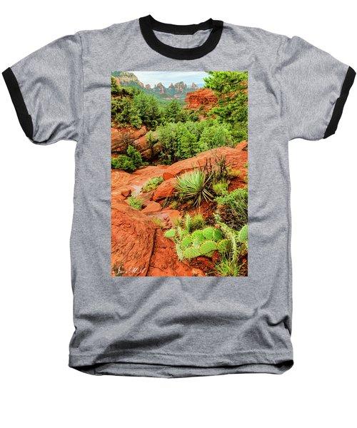 Schnebly Hill 07-057 Baseball T-Shirt