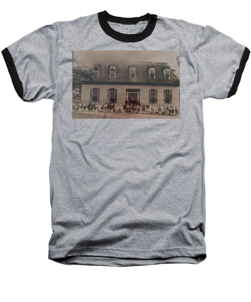 School 1895 Baseball T-Shirt