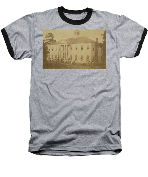 School 1901 Baseball T-Shirt