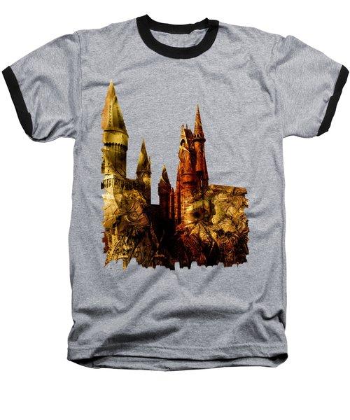 School Of Magic Baseball T-Shirt