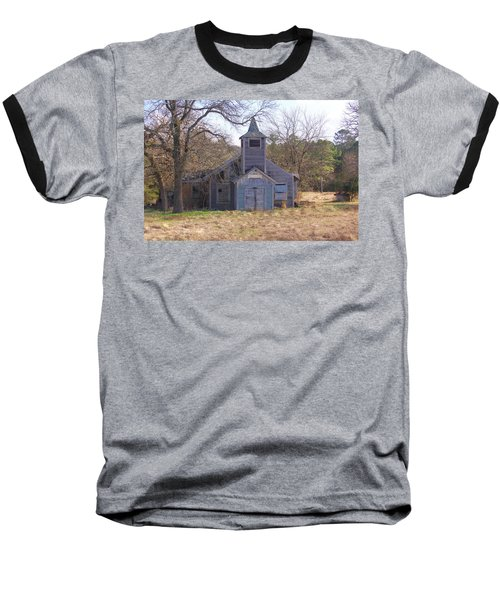 Schoolhouse#3 Baseball T-Shirt