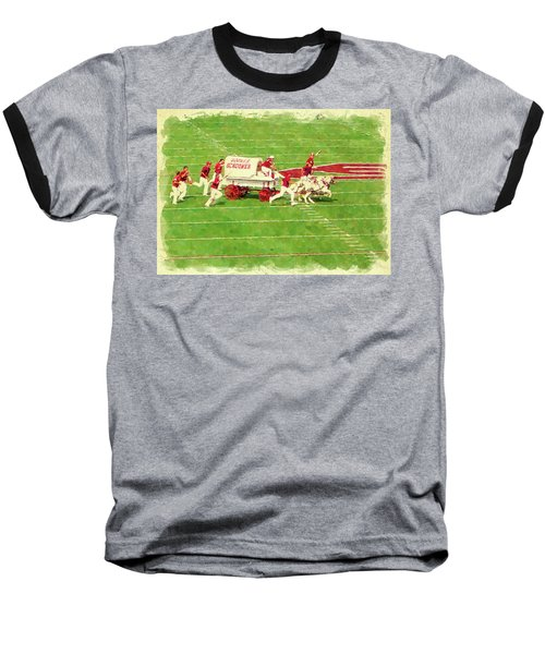 Schooner Celebration Baseball T-Shirt