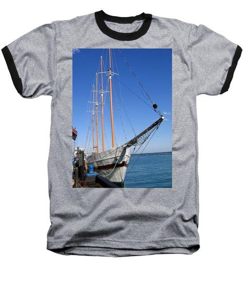 Schooner Baseball T-Shirt