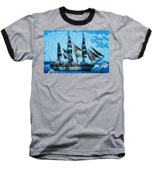 Schooner Supreme Baseball T-Shirt
