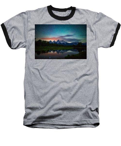 Schwabacher Nights Baseball T-Shirt