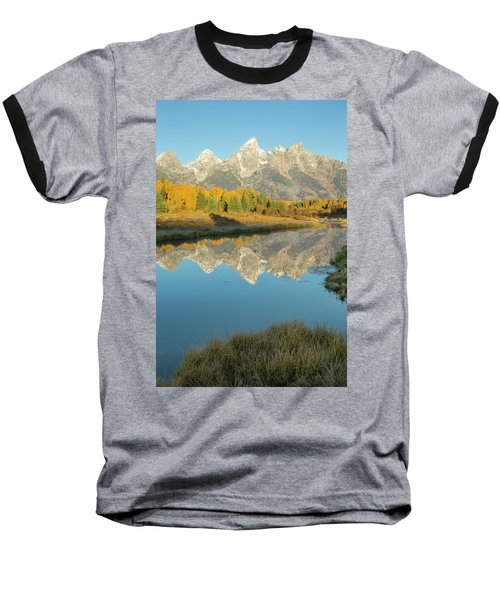 Schwabacher Sunrise 2 Baseball T-Shirt