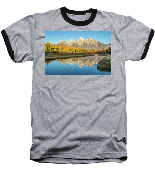 Schwabacher Sunrise Baseball T-Shirt