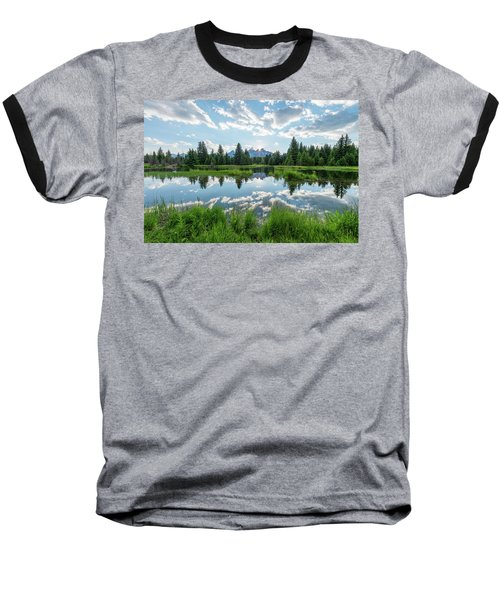 Baseball T-Shirt featuring the photograph Schwabacher's Landing by Dustin LeFevre
