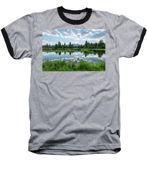 Schwabacher's Landing Baseball T-Shirt by Dustin LeFevre