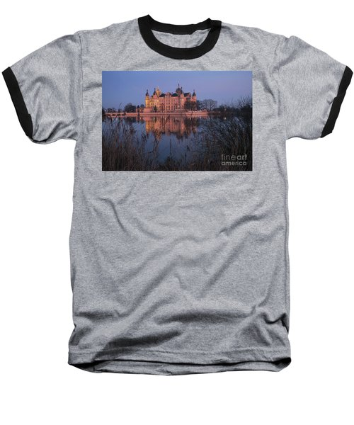 Schwerin Castle 2 Baseball T-Shirt