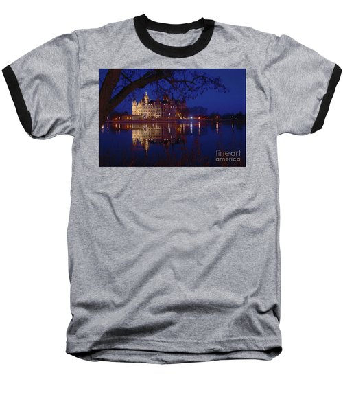Schwerin Castle 5 Baseball T-Shirt