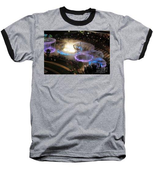 Scioto Mile Riverfront Park Baseball T-Shirt