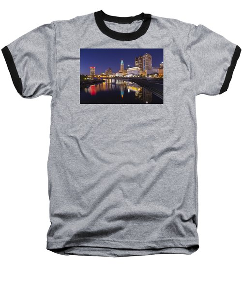 Scioto Reflections - Columbus Baseball T-Shirt