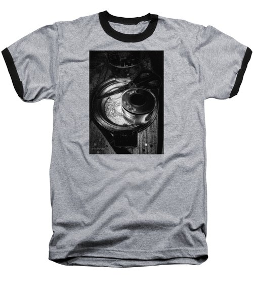 Scissors And Tape Baseball T-Shirt