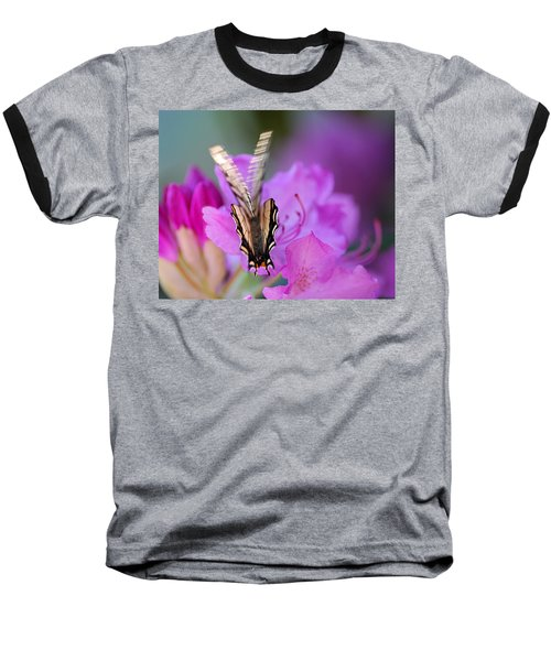 Baseball T-Shirt featuring the photograph Scissorwings by Susan Capuano