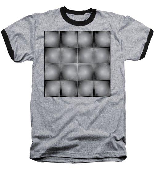 Scoopbox Wall Baseball T-Shirt