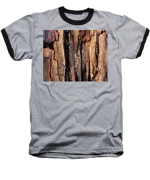Scorched Timber Baseball T-Shirt