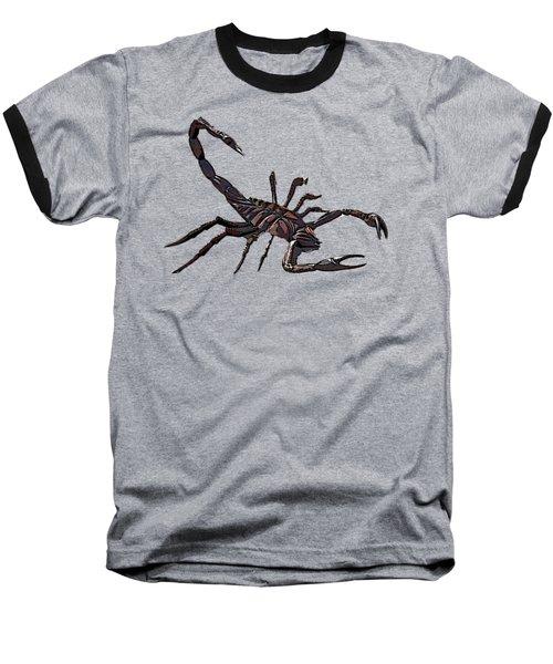 Scorpion Art  Baseball T-Shirt