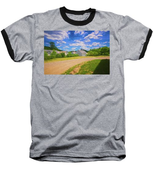 Scott Farm Vista Baseball T-Shirt
