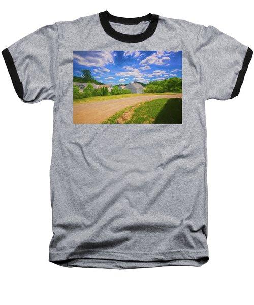 Scott Farm Vista Baseball T-Shirt
