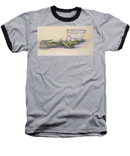 Scrambled Baseball T-Shirt