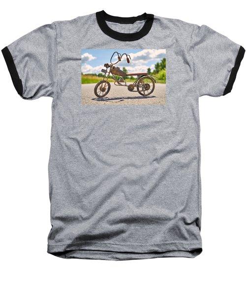 Scrawny Baseball T-Shirt by Tgchan