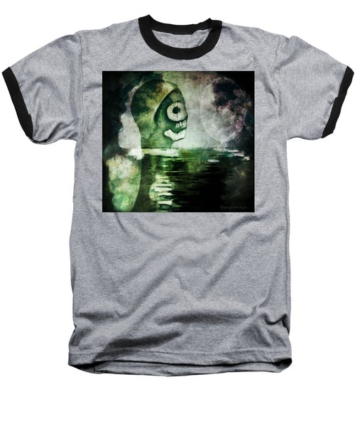 Scream Bloody Murder Baseball T-Shirt