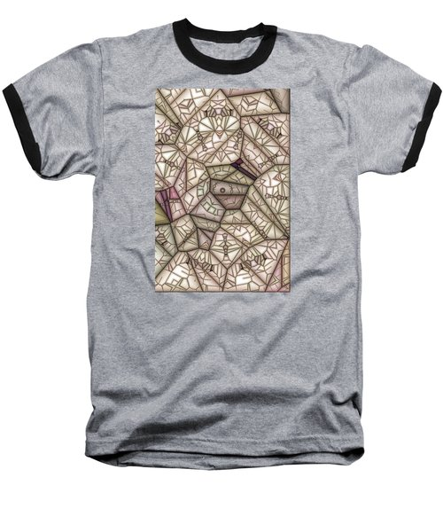 Scribed Baseball T-Shirt