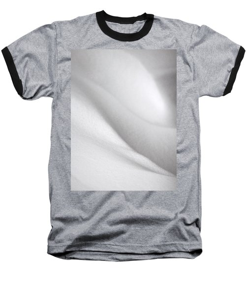 Sculpted By The Wind Baseball T-Shirt