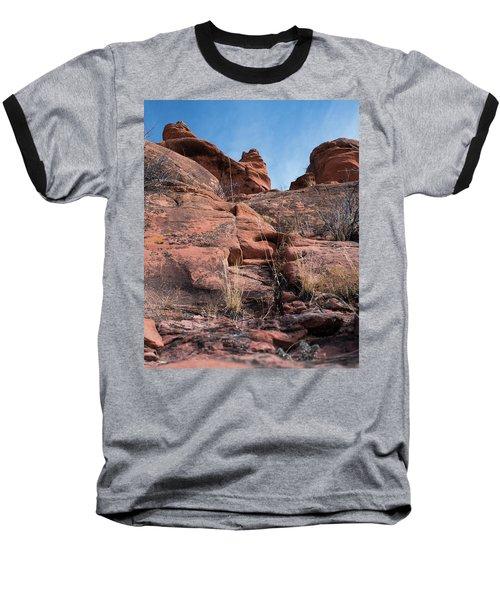 Sculpted Sandstone Baseball T-Shirt