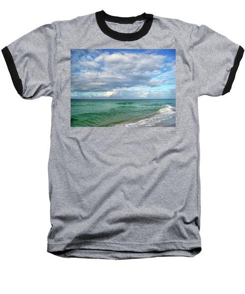 Sea And Sky - Florida Baseball T-Shirt