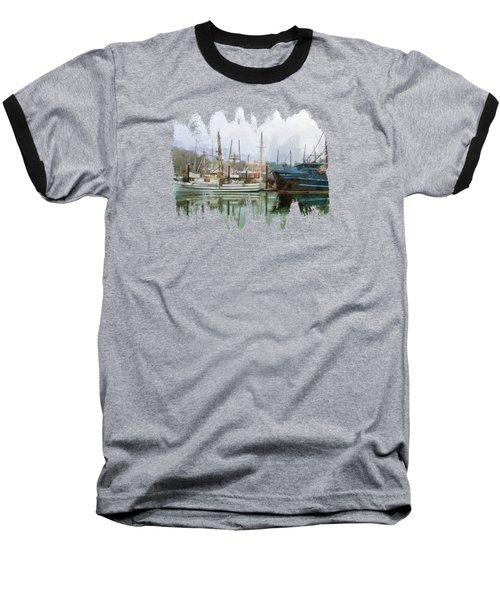 Sea Breeze And Lady Law Baseball T-Shirt