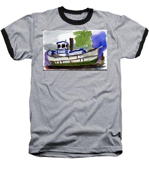 Sea Breeze Baseball T-Shirt by Tom Simmons