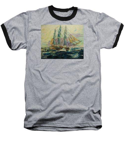 Sea Clipper Baseball T-Shirt