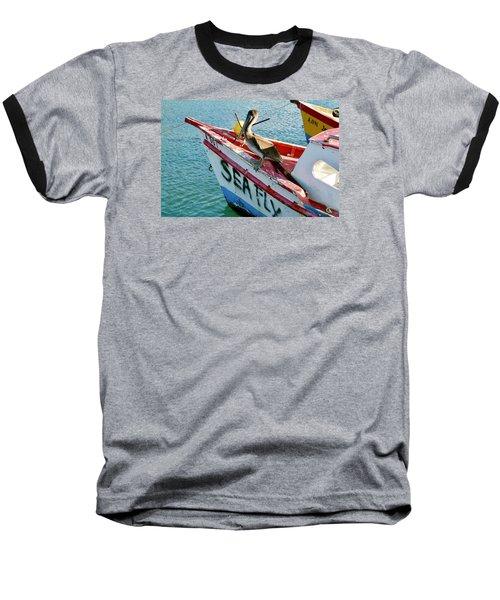 Sea Fly 1, Aruba Baseball T-Shirt