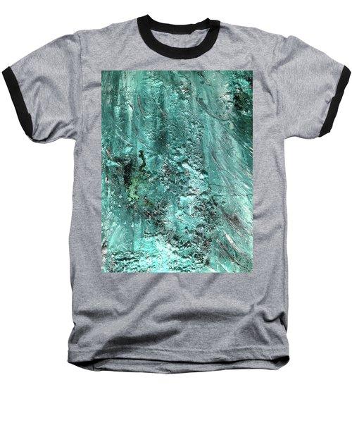 Sea Foam Baseball T-Shirt