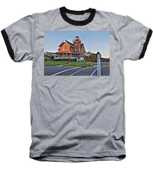 Sea Girt Light Station Baseball T-Shirt