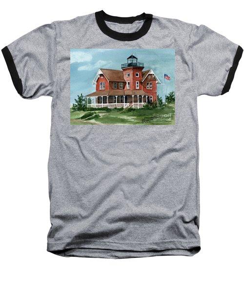 Sea Girt Lighthouse Baseball T-Shirt