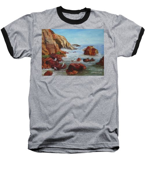 Sea Gulls Baseball T-Shirt