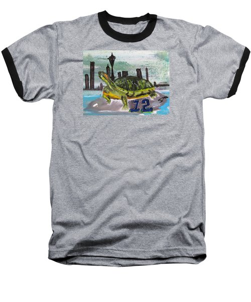 Sea Hawks Go Baseball T-Shirt