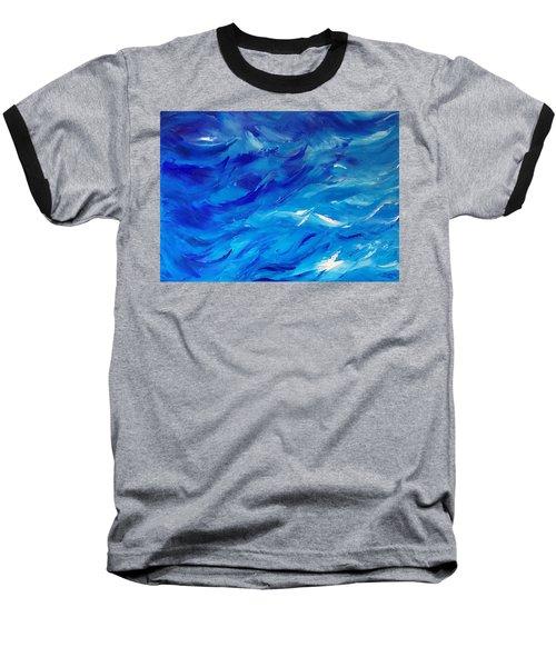 Sea I Baseball T-Shirt