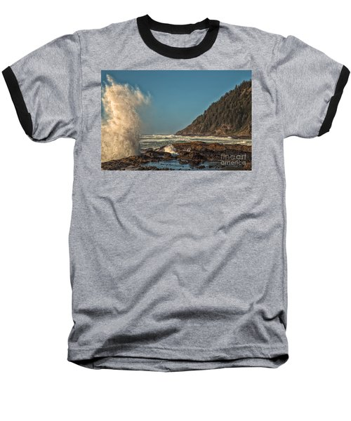 Sea Monster Baseball T-Shirt