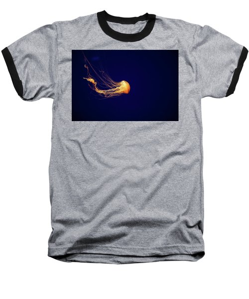Sea Nettle Dance Baseball T-Shirt