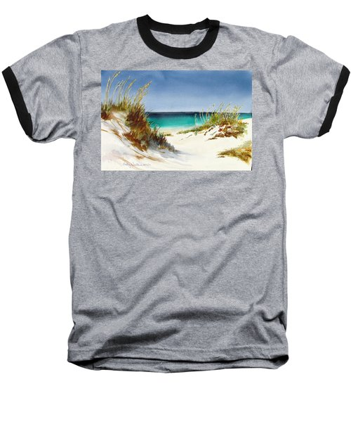 Sea Oats Baseball T-Shirt