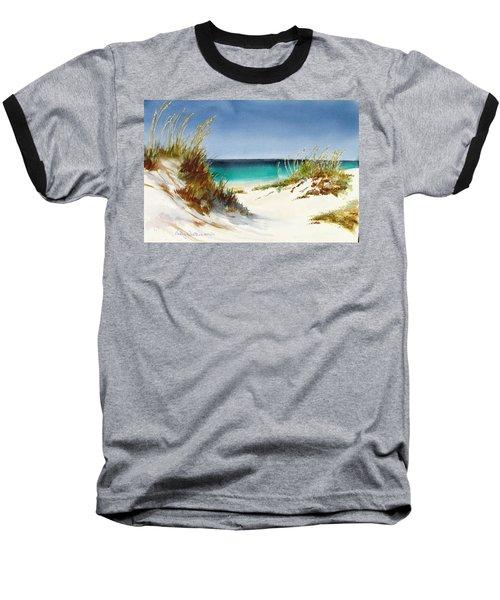 Sea Oats Baseball T-Shirt